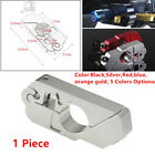 CNC Handle Grip Durable Motorcycle Brake Clutch Lever Throttle Lock Security Kit $22.53 USD on eBay
