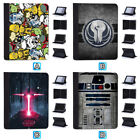R2D2 Star Wars Leather Case For iPad 1 2 3 4 Mini Air Pro 9.7 10.5 12.9 $26.55 CAD on eBay