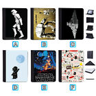 AT AT Star Wars Leather Case For iPad 1 2 3 4 Mini Air Pro 9.7 10.5 12.9 $21.99 USD on eBay