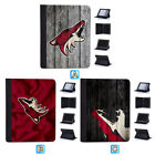 Arizona Coyotes Leather Case For iPad 1 2 3 4 Mini Air Pro 9.7 10.5 12.9 $19.99 USD on eBay