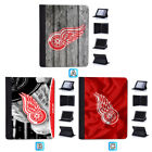 Detroit Red Wings Leather Case For Apple iPad 1 2 3 4 Mini Air Pro 9.7 10.5 12.9 $18.99 USD on eBay