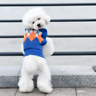 azuza Cute Dog Puppy Sweater Knitwear  Dog Pullover Winter Warm Clothing Outfit