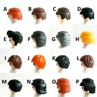 Playmobil HAIR WIGS Ad #3 MEN'S Chainmail Elvis Indian Pageboy Modern Style B37