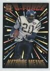 1995 Pacific G-Force #GF-7 Natrone Means San Diego Chargers Football Card $1.12 USD on eBay