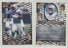 1997 Pacific Invincible Smash-Mouth #27 Eddie George Tennessee Oilers Card
