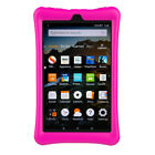 For Amazon Kindle Fire HD 8 2016/2017 Protective Shell Skin Silicone Case Cover