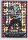 2015 Panini Prizm Violet Mosaic Prizms/50 #175 Branden Oliver San Diego Chargers $9.98 USD on eBay