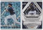 2018 Panini Chronicles Spectra Neon Blue #6 Eric Hosmer San Diego Padres Card