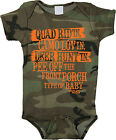 Smooth Infant Camo Quad Riding Onepiece Motorcycle ATV/UTV Dirt Bike Watercraft