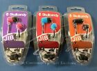 skullcandy jib in ear earbuds noise isolation stereo headphones s2dudz colors