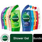 Kyпить Radox Feel 2-in-1 Shower and Shampoo 250 ml - Pack of 6 на еВаy.соm