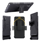 3 in 1 Stand Cover For Samsung Galaxy Note 10 Plus S10 A750 A30 Hybrid Slim Case