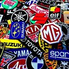 Select Patch Sponsor Racing Car Biker Motorcycles Embroidered Iron On Sew Logo $2.99 USD on eBay