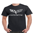 CHEVY CORVETTE T Shirt Mens and Youth Sizes image