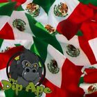 HYDROGRAPHIC FILM HYDRO FLAG OF MEXICO WATER TRANSFER DIP APE