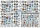 Harley Davidson Decals | Model Car Decals in all scales from 1:64 to 1:18 scale $9.58 USD on eBay
