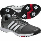 Adidas Tech Response 4.0 Golf Shoes Mens  New - Metallic/White  or White/Silver