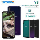 """Doogee Y8 6.1""""fhd 19:9 3gb+16gb Quad Core Unlock Smartphone Android9.0 4g Lte#"""