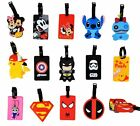 Внешний вид - Disney and Various Luggage Tags / ID Holders with Strap ~ Huge Selection ~ NEW
