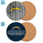 San Diego Chargers Wooden Coaster Mat Placemat Cup Pad Kitchen $3.49 USD on eBay