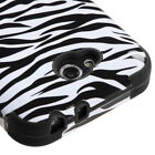 Impact Design Hard Case +Silicone Protector TUFF Cover for LG D415 Optimus L90