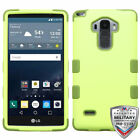 For LG G Vista 2/G Stylo TUFF Hybrid Silicone Hard Phone Protector Case Cover