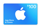 App Store & iTunes Gift Cards - $25 $50 or $100 (Email-Delivery) <br/> CA Only. May take 4 hours for verification to deliver.