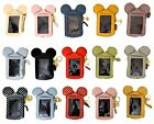 Mickey Mouse Inspired Wallets / ID Holders with Lanyard ~ Huge Selection ~ NEW
