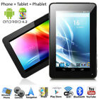"""7"""" Android 4.4 Mega Smart Phone Phablet Wifi Tablet Pc (at&t T-mobile) Unlocked"""