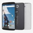 Motorola Nexus 6 XT1103 32GB Unlocked Smartphone 5.96' Midnight Blue,Cloud White
