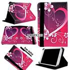 For Various Excelvan Tablet - Folio Stand Leather Cover Case + Stylus