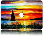 """Laptop Hard Case/Keyboard/Screen Protector for MacBook Air/Pro 13"""" 15"""" Touch ID"""