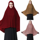 Kyпить Muslim Nikab Women Burka Overhead Jilbab Long Hijab Abaya Khimar Headscarf Dress на еВаy.соm