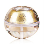 Crystal Colorful Night Light Oil Aroma Diffuser LED Ultrasonic Humidifier 500ml