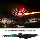 RC Accessories for DJI MAVIC AIR Drone LED flash Light Propeller Night Fly Prop