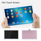 10in IPS HD Tablet 1/16GB Quad Core Bluetooth WiFi 3G Android4.4 Dual SIM Camera