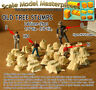 Old Tree Stumps-Assorted (29pcs) Scale Model Masterpieces Multi-Scale