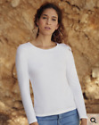 women's sweater T-shirt Ladies Valueweight LS LONG SLEEVES Fruit of the Loom