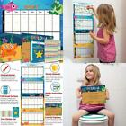 Potty Training Chart - Reward Sticker Chart - Marks Behavior Progress – Motiva image
