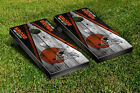 Cleveland Browns Custom Vinyl Prints for DIY Cornhole Wraps on eBay