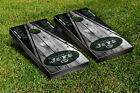 New York Jets Custom Vinyl Prints for DIY Cornhole Wraps on eBay