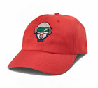 Rick and Morty x Primitive Skateboards Gwen Strapback Red Dad Hat