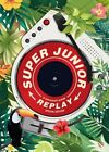 SUPERJUNIOR - REPLAY SPECIAL EDITION CD+Photobook+Poster+Free Gift