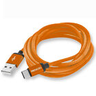 USB C Cable Fast Charge For Samsung Galaxy S10 S10E S9 S8 Plus A8 Note 9 8