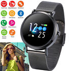 Business Bluetooth Smart Watch Waterproof Heart Rate Sports Tracker for Android