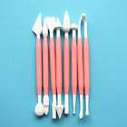 Kids Clay Sculpture Tools Fimo Polymer Clay Tool 8 Piece Set Gift for Kids CYN