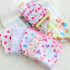 6pcs Toddler Kids Baby Girls Briefs Soft Cotton Panties Knickers 0-12 Years Sale