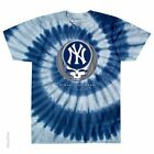 GRATEFUL DEAD-NEW YORK YANKEES-STEAL YOUR BASE-TIE DYE SHIRT S-M-L-XL-2X Garcia image