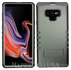 For Samsung Galaxy Note 9 - KoolKase Hybrid ShockProof Cover Case - GRAY (R)