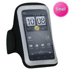 Small Vertical Pouch Sports Arm Band Phone Holder Mobile Device Cell
